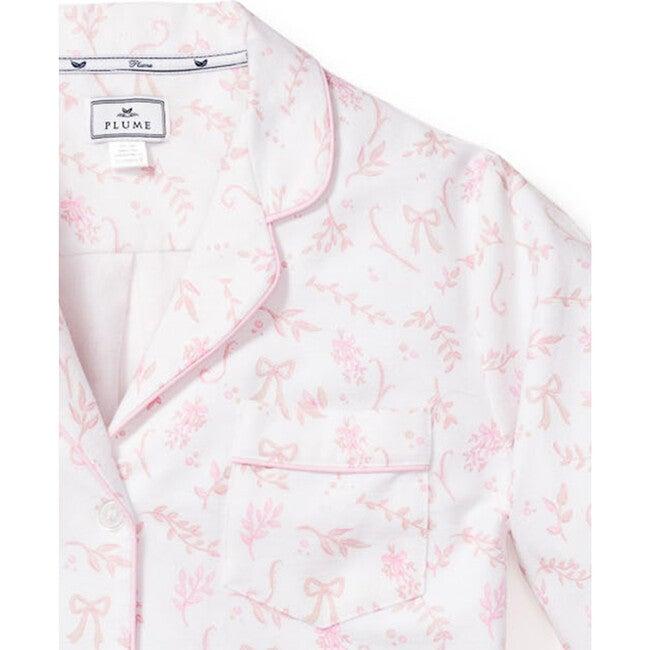 Women's Pajama Set, Blush Bouquet