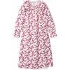 Women's Delphine Nightgown, Knightsbridge Floral - Pajamas - 1 - thumbnail