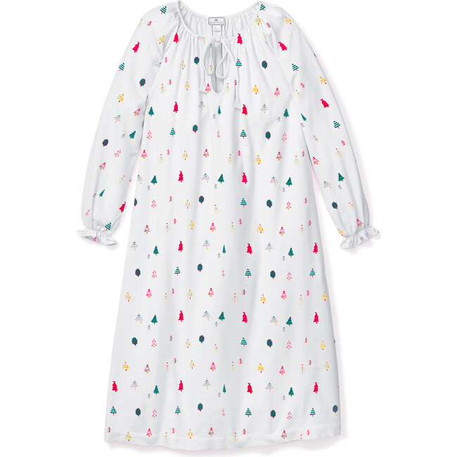 Women's Delphine Nightgown, Merry Trees