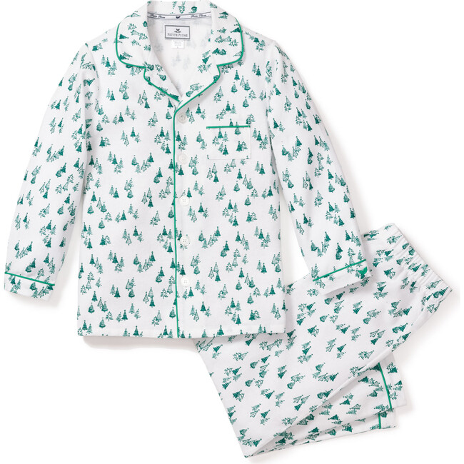 Pajama Set, Evergreen Forest