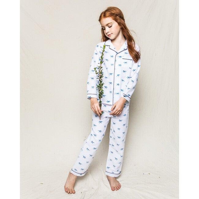 Pajama Set, Fanciful Bows