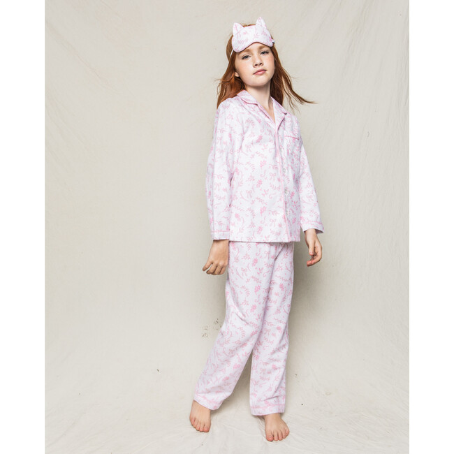 Pajama Set, Blush Bouquet