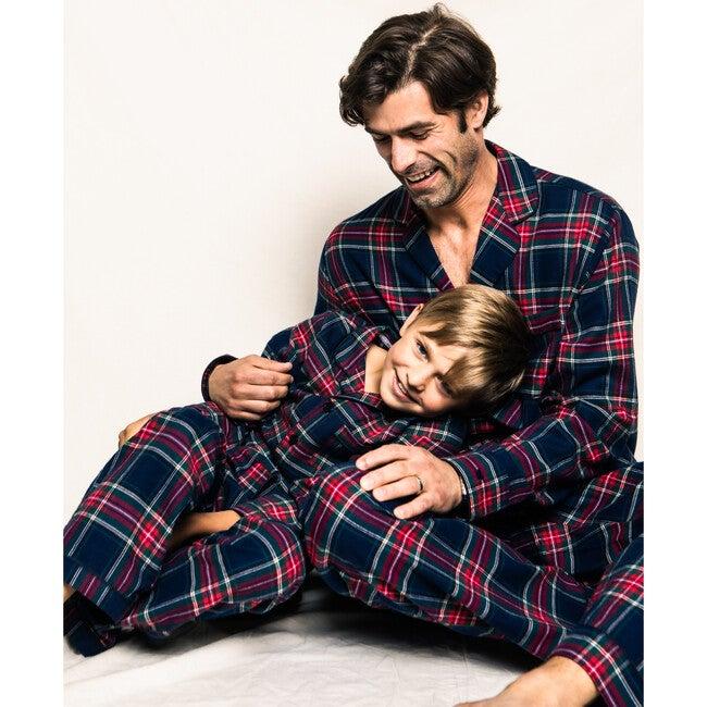 Men's Pajama Set, Windsor Tartan