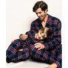 Men's Pajama Set, Windsor Tartan - Pajamas - 2