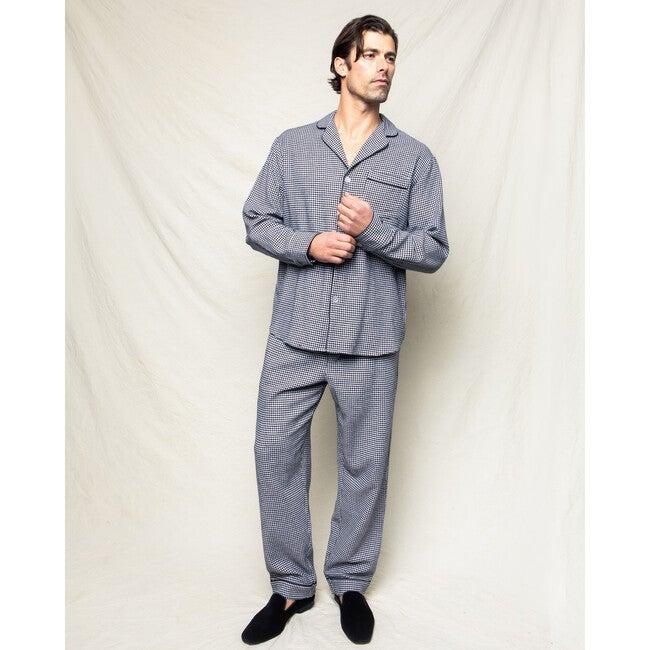 Men's Pajama Set, West End Houndstooth