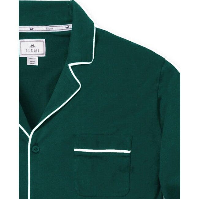 Men's Pajama Set, Evergreen