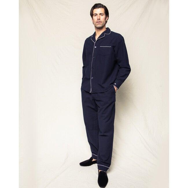 Men's Classic Pajama Set, Navy