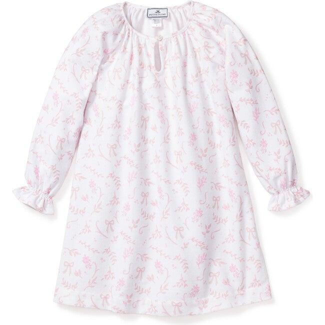 Delphine Nightgown, Blush Bouquet