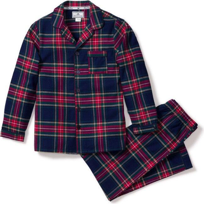 Pajama Set, Windsor Tartan