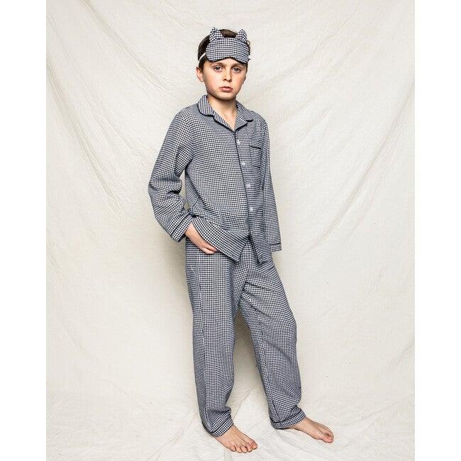 Pajama Set, West End Houndstooth