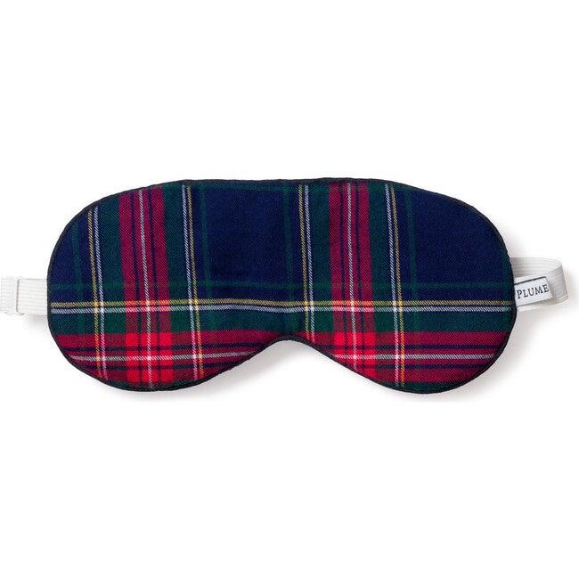 Adult Eye Mask, Windsor Tartan