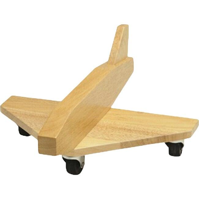 Hardwood Airplane, Tan