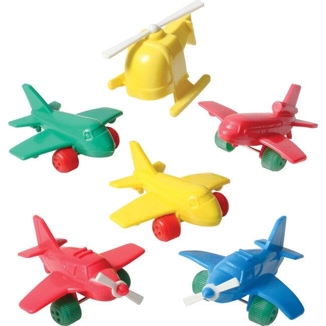 Air Fleet, Multicolor