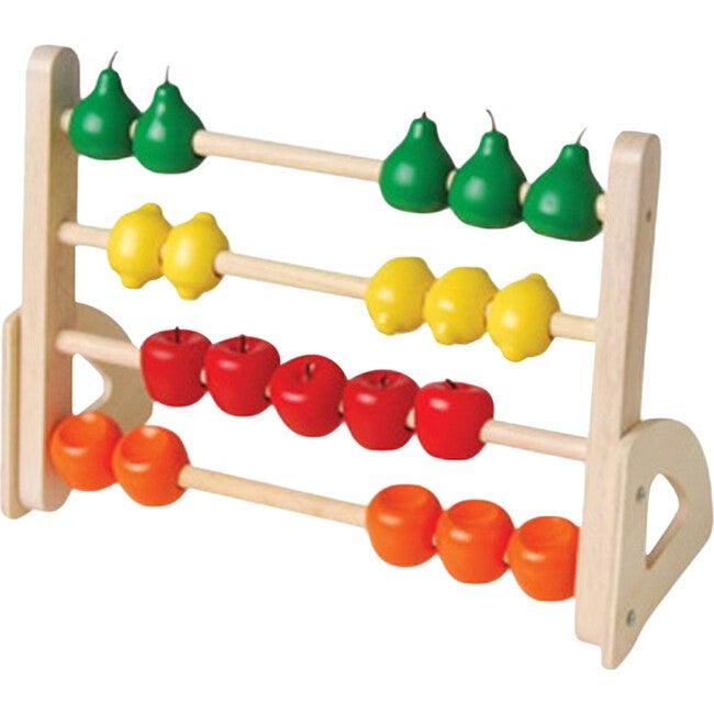 Fruit Abacus, Multicolor