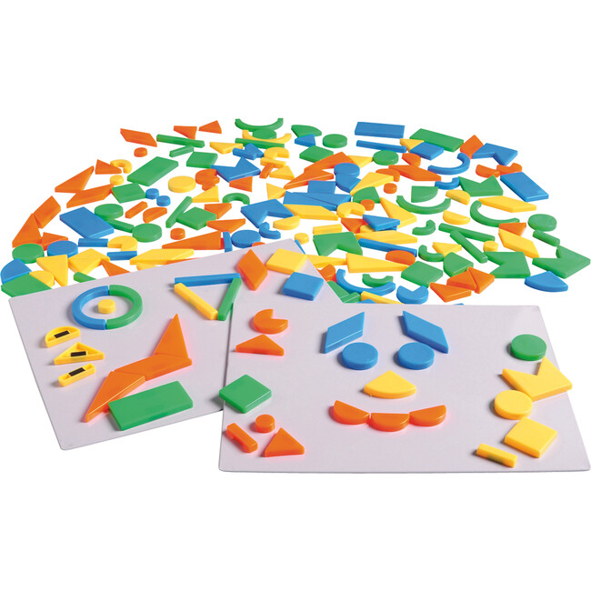Magnetic Shapes, Multicolor