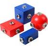 Snap N Play, Multicolor - Blocks - 3