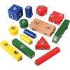 Snap N Play, Multicolor - Blocks - 6