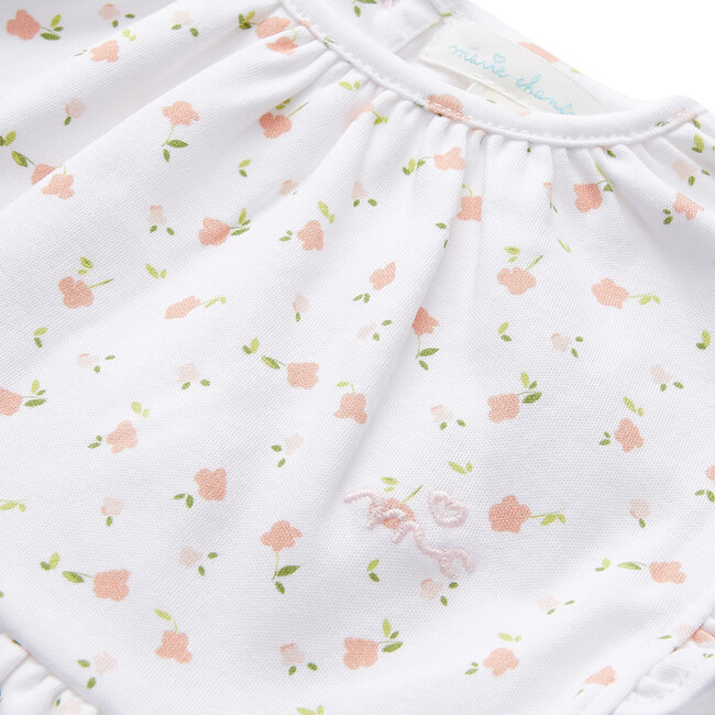 Bloom Wind Nightgown, Pink