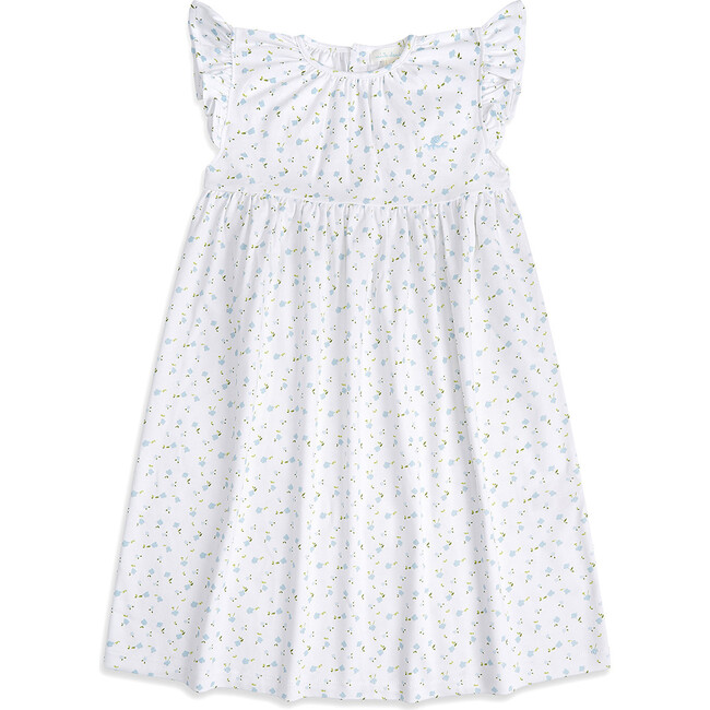 Bloom Wind Nightgown, Blue