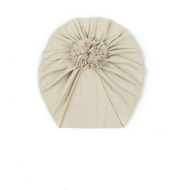Classic Rose Headwrap, Sand - Hair Accessories - 1