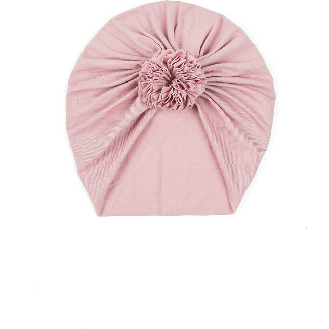 Classic Rose Headwrap, Dusty Pink
