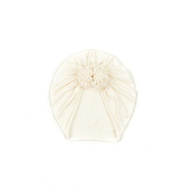 Classic Rose Headwrap, Pearl - Hair Accessories - 1