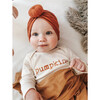 Classic Knot Headwrap, Rust - Hair Accessories - 2