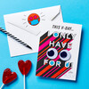 Can't Take My Eyes Off Of You - Paper Goods - 2
