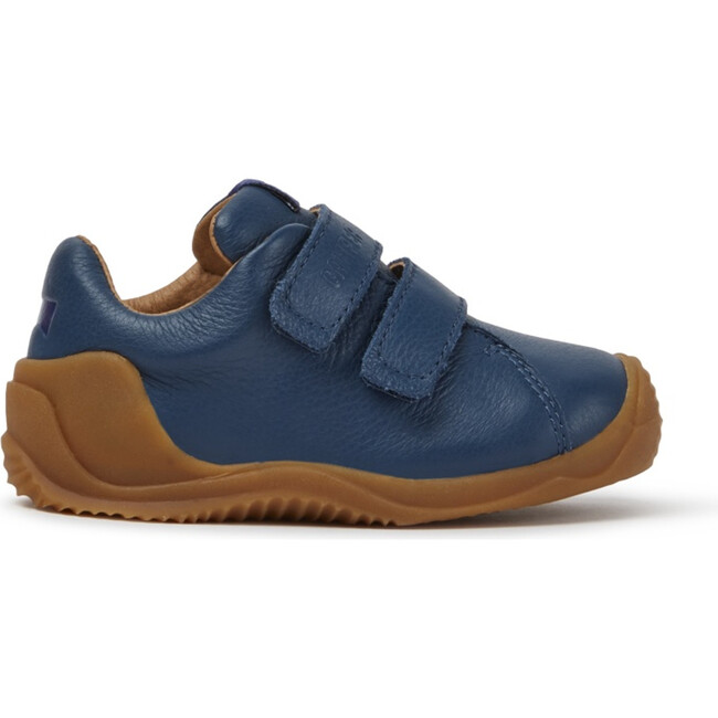 Kids Dadda FW Leather Sneaker, Blue