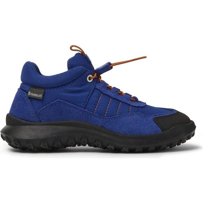 Kids CRCLR Technical Fabric Sneaker, Blue