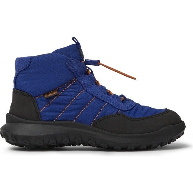 Kids CRCLR Technical Fabric Sneaker Boot, Blue - Sneakers - 1