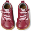 Girls Peu Cami FW Leather Boot, Pink - Sneakers - 4