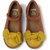 Girls Duet Leather Mary Jane, Multicolor - Sandals - 4