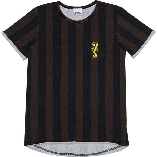 Short Sleeve T-Shirt, Imperial Stripes