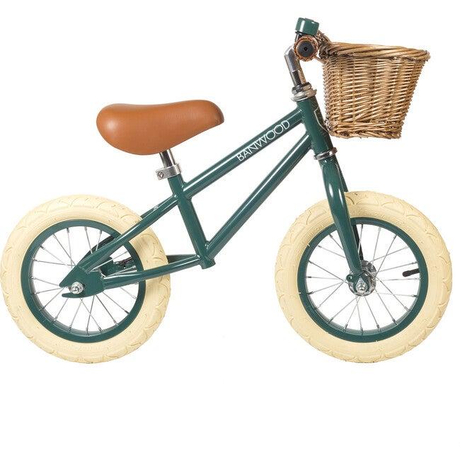 First Go! Scoot Bike, Green - Bikes - 1
