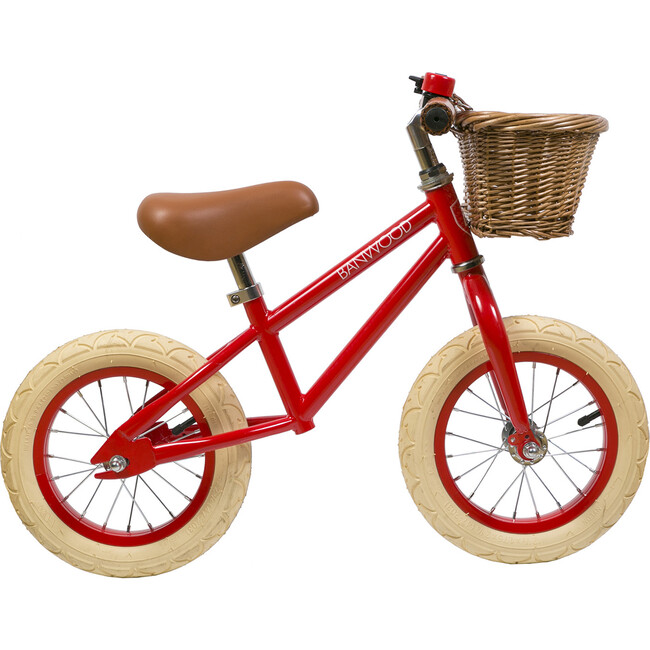 First Go! Scoot Bike, Red