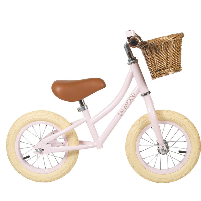 First Go! Scoot Bike, Pink - Bikes - 1