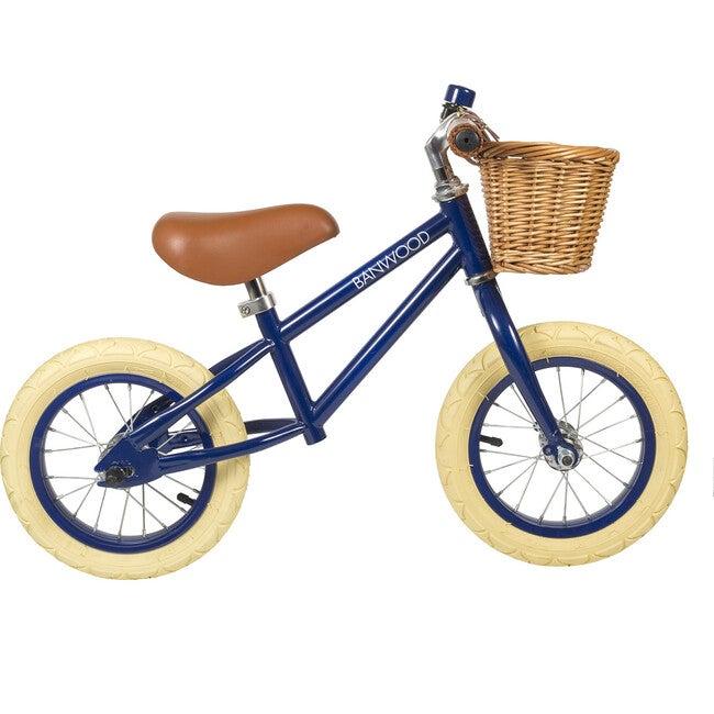 First Go! Scoot Bike, Navy
