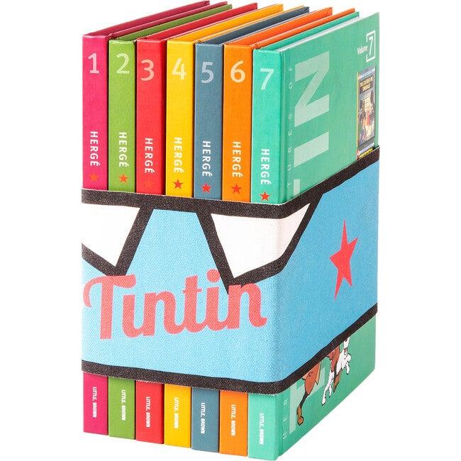 Adventures of Tintin Book Set
