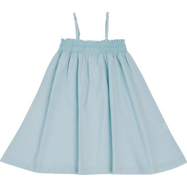 Sonny Smocked Dress, Bit of Blue