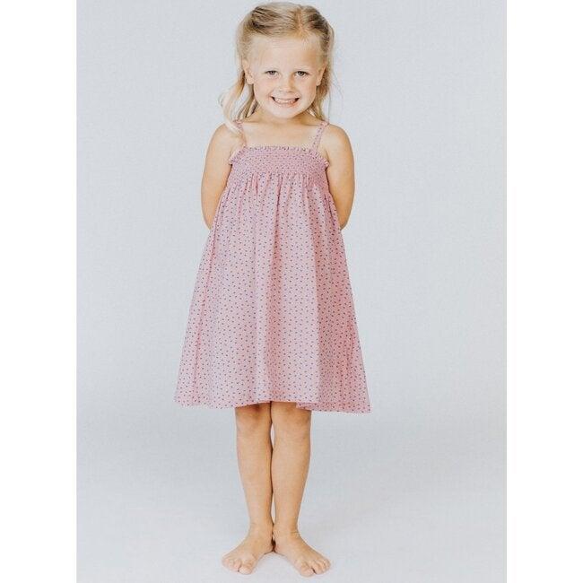 Sonny Smocked Dress, Blithe