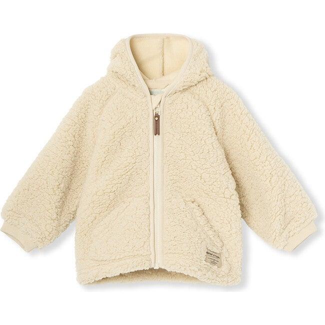 Liff Jacket, Angora Cream - Jackets - 1