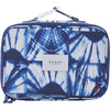 Rodgers Lunch Box, Indigo Patchwork - Lunchbags - 1 - thumbnail