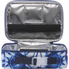Rodgers Lunch Box, Indigo Patchwork - Lunchbags - 2