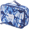 Rodgers Lunch Box, Indigo Patchwork - Lunchbags - 3