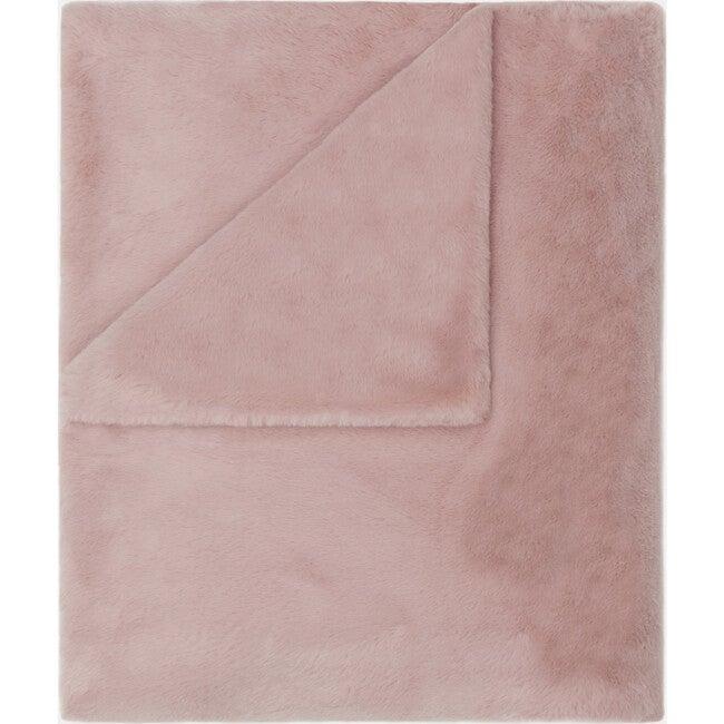 Brady, Dusty Rose - Blankets - 1