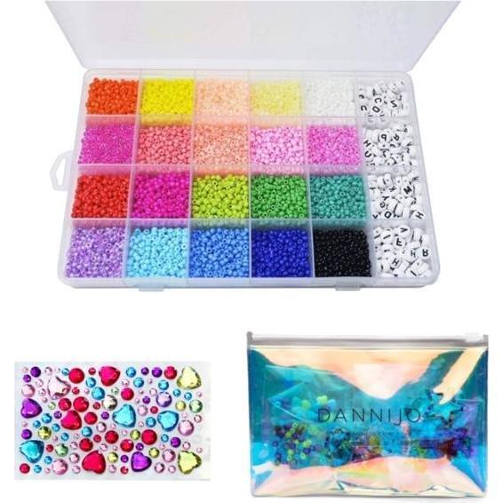 Deluxe Diy Bead Kit 2