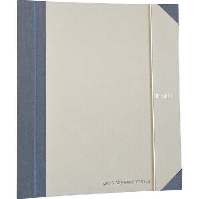 The Folio Personalized, Slate - Keepsakes & Mementos - 1