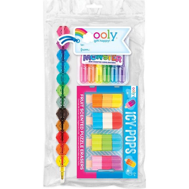 Rainbow Desk Pals Happy Pack