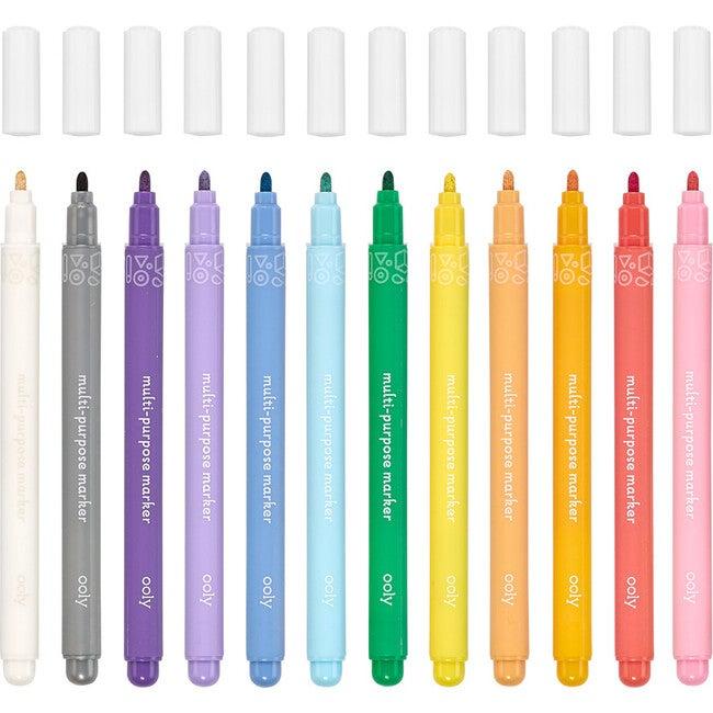 Marvelous Multi-Purpose Paint Markers